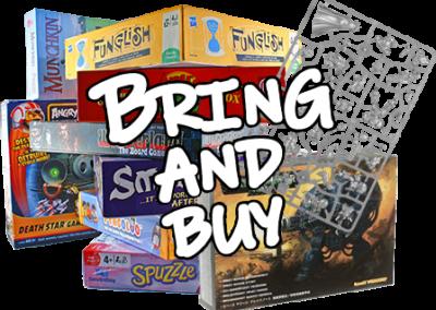 Bring-and-Buy