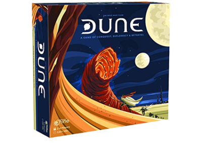 Feature Game Day – DUNE