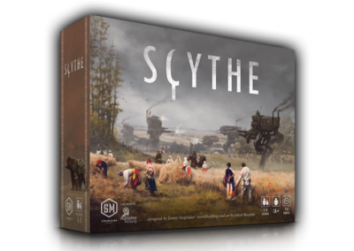Feature Game Day – Scythe
